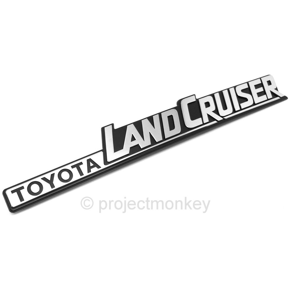 Oem Toyota 81 90 Land Cruiser Fj60 Quarter Panel Quot Land