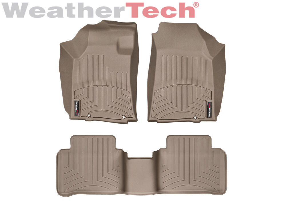 weathertech u00ae floorliner car floor mats for nissan maxima