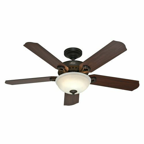 "Hunter Allendale 52 New Bronze Ceiling Fan At Menards: Hunter Fan Bellwood 52"" Ceiling Fan New!!!!"