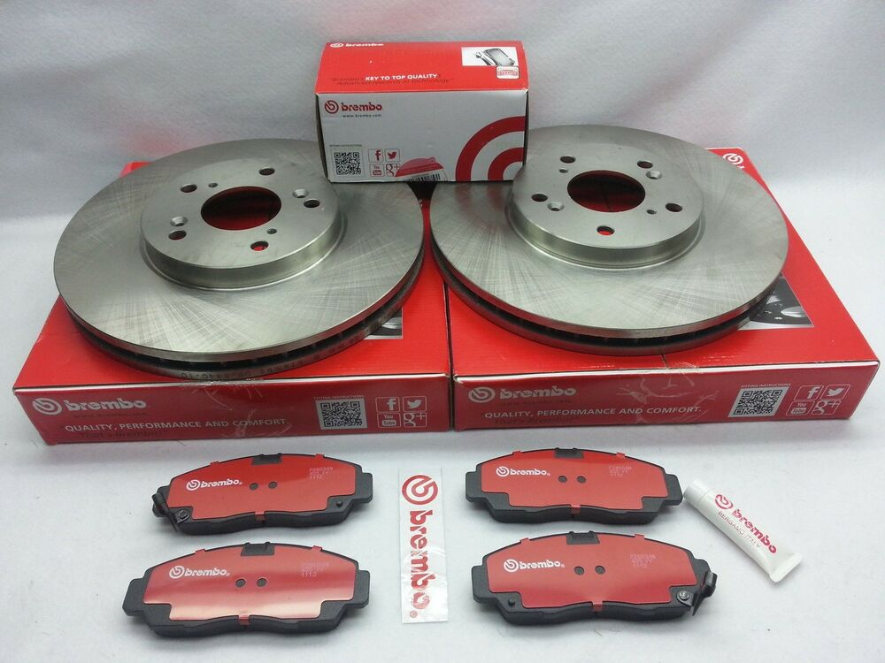 Car Parts Discs And Pads