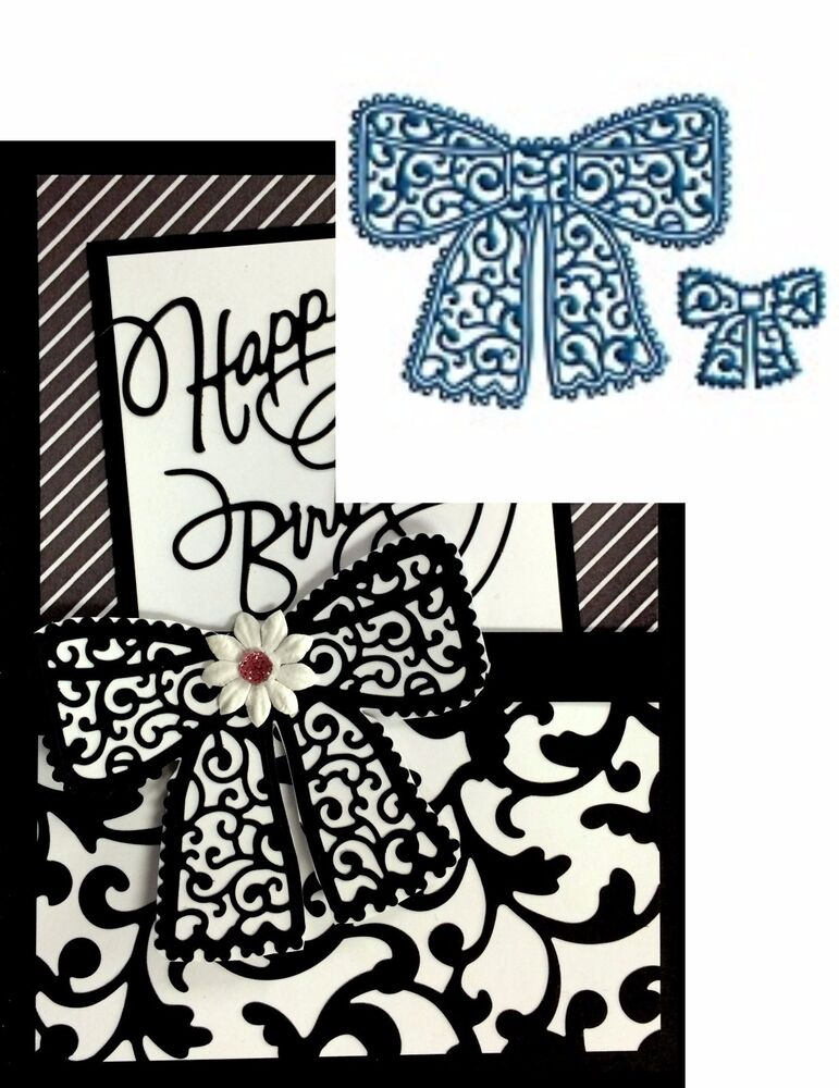 Create And Craft Tattered Lace Dies