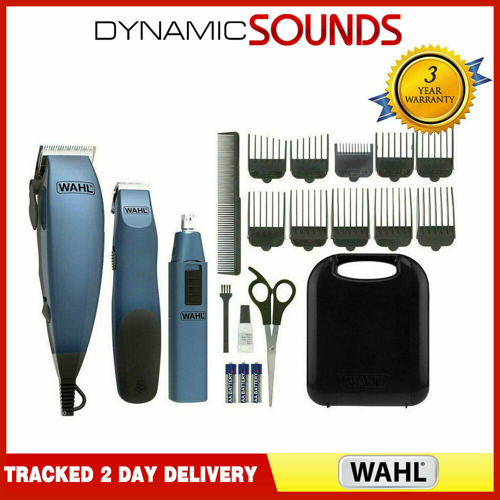 wahl complete mains hair clipper gift set beard trimmer. Black Bedroom Furniture Sets. Home Design Ideas
