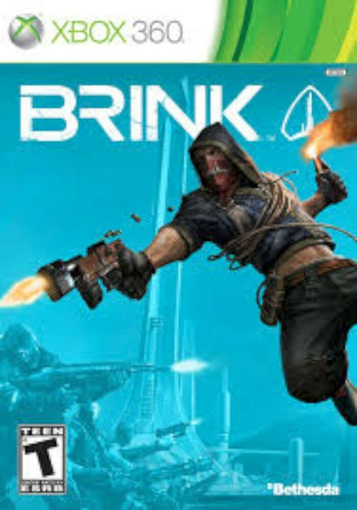 Shooting Games For Xbox 360 : Xbox brink video game multiplayer online shooter