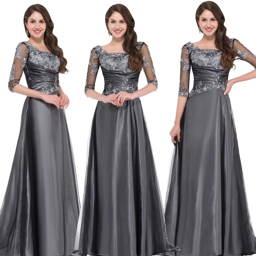 Mother Of The Bride Dress Formal Evening Gown Ball Party