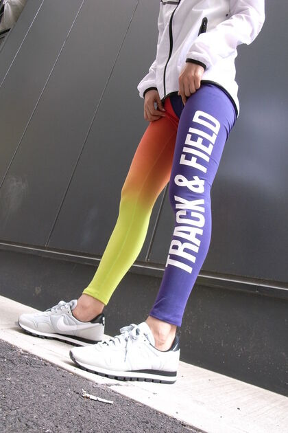 Innovative Nike Track And Field Vintage Read Womenu0026#39;s Cuffed Pants | Track And Field | Pinterest | Roshe ...