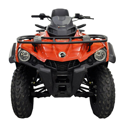 can am outlander l 450 500 max dps atv over fenders flares. Black Bedroom Furniture Sets. Home Design Ideas