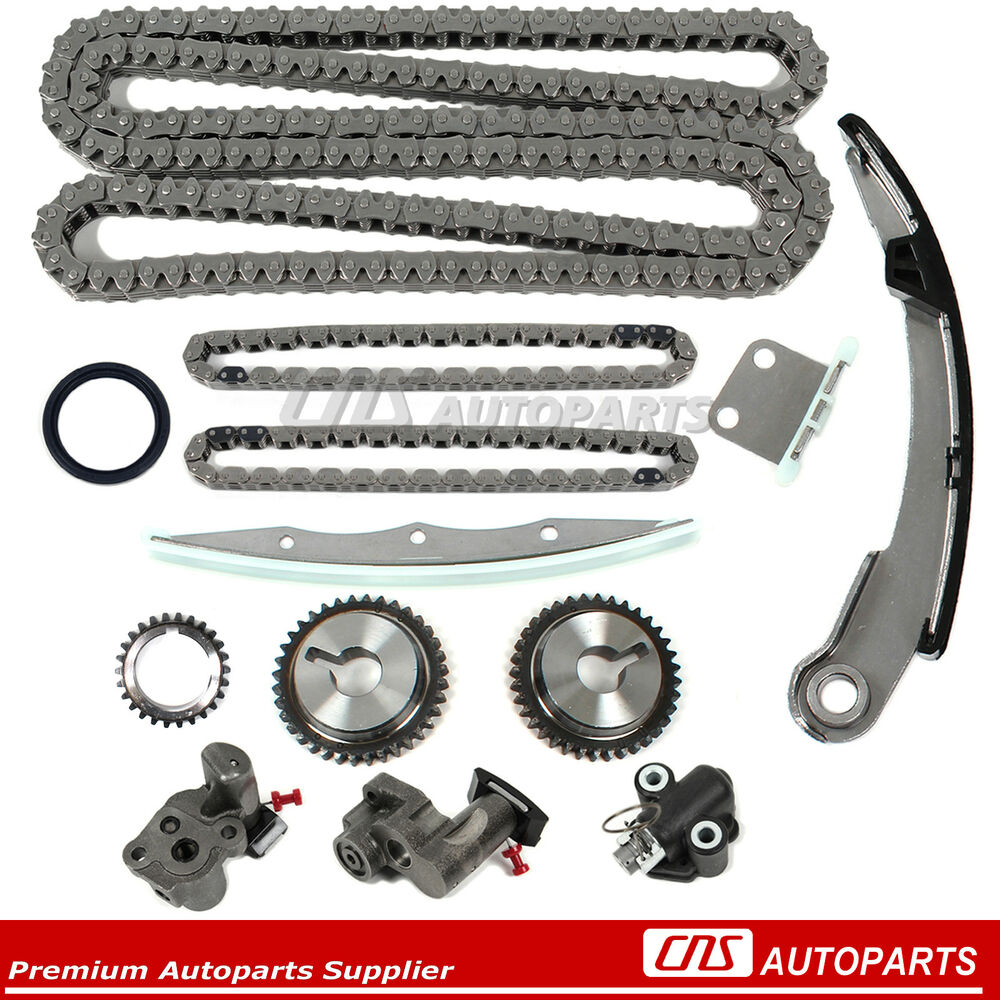 Timing Chain Kit Fits 04 09 Nissan Quest Maxima 08