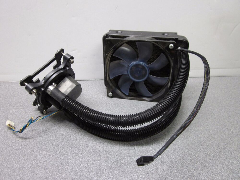 Ibuypower Game Computer Water Liquid Cooling Pump Pc