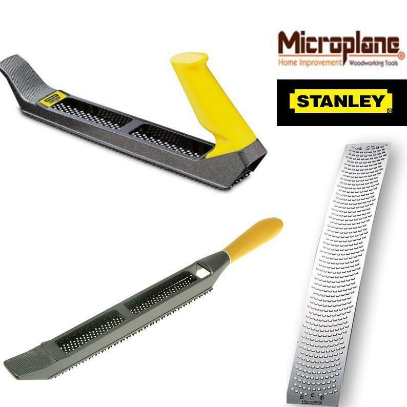 MICROPLANE SURFORM BLADE STANLEY SURFORM OPTION WOOD ...