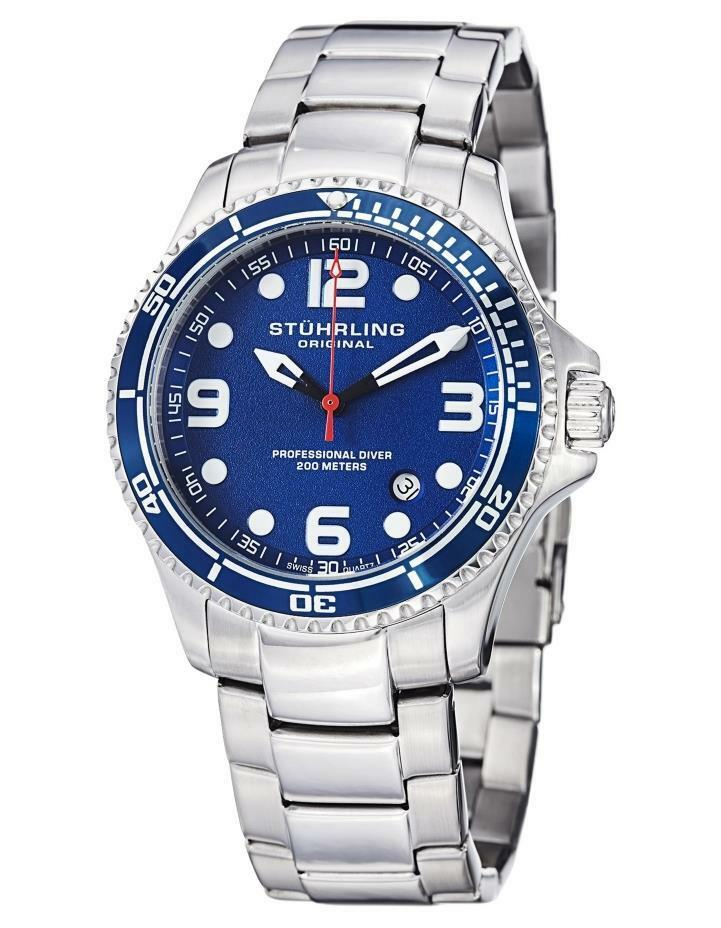 Divers Stuhrling Original Watches - Overstock.com