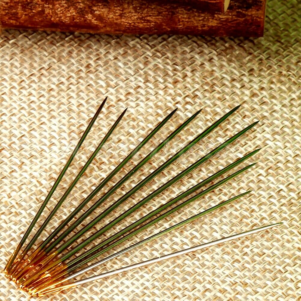 how to prepare a hand sewing needle