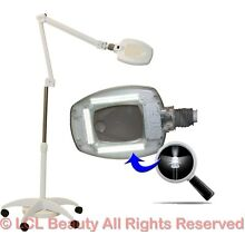 New LED (16) Diopter (5X) Magnification Magnifying Mag Lamp Spa Salon Equipment