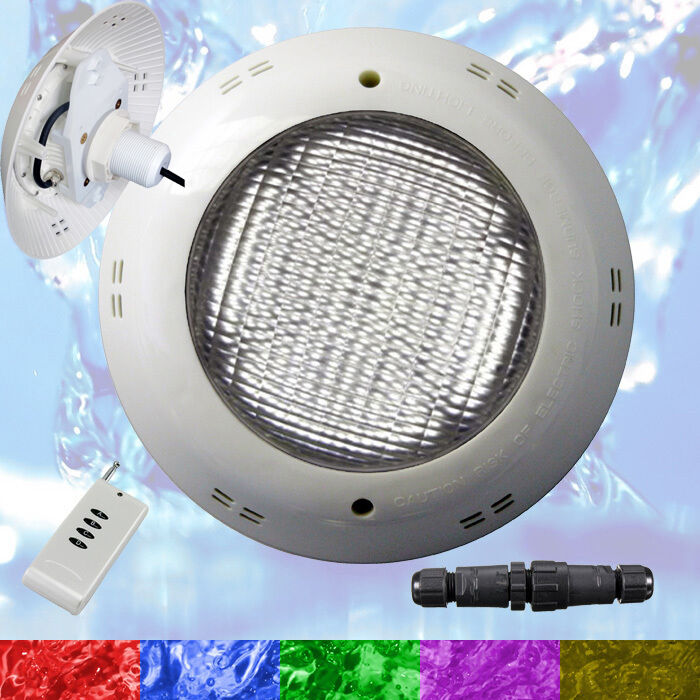 New swimming pool led light rgb above ground vinyl - Above ground swimming pool lights ...
