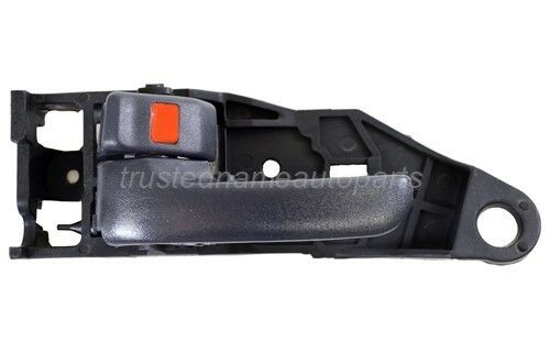 fits Toyota Solara Inside Interior Door Handle Gray Left Driver Side