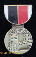 US NAVY OCCUPATION SERVICE MEDAL HAT PIN MARINES USCG