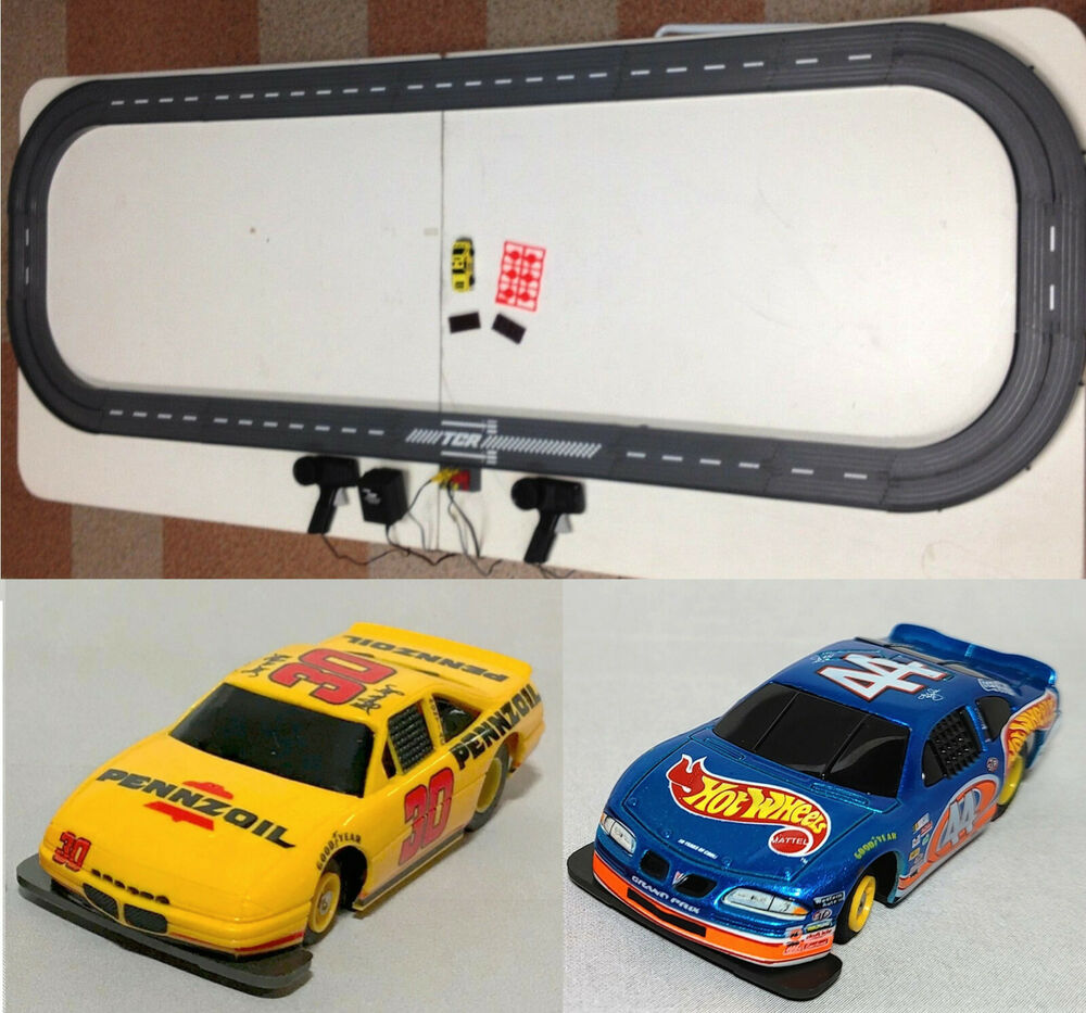 1993 UNUSED TYCO TCR Slotless Slot Car Total Control RACE