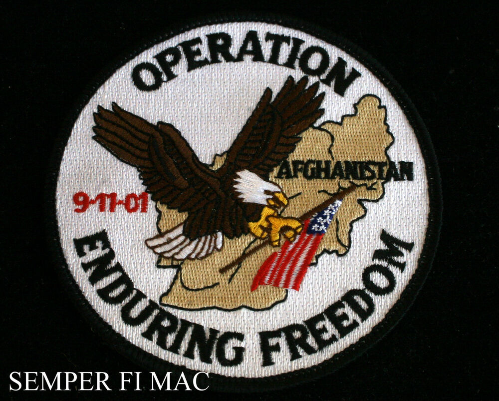 operation enduring freedom What had been dubbed operation infinite justice is now to be known by the less controversial name operation enduring freedom.