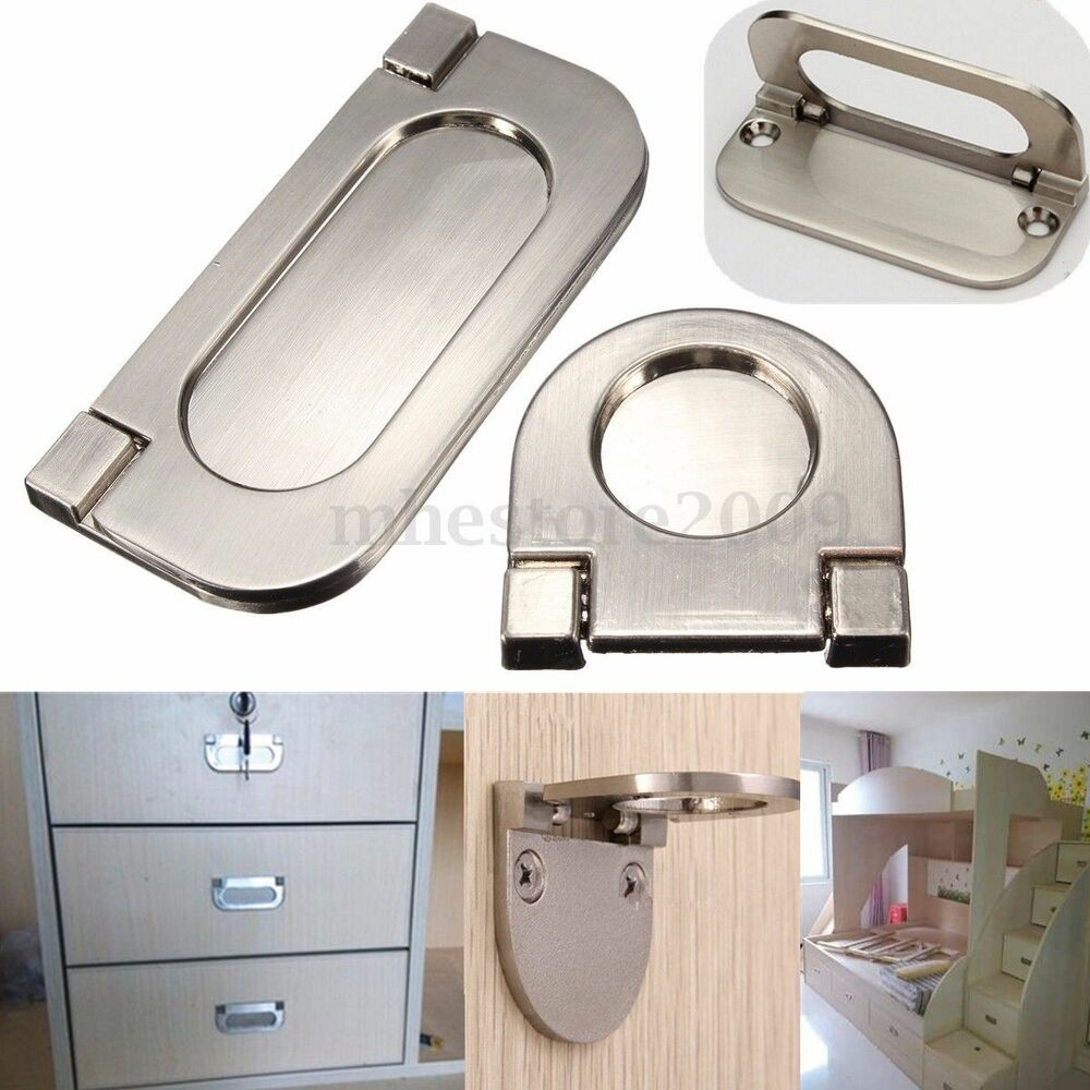 Zinc Alloy Home Kitchen Cabinet Drawer Door Hardware Pulls