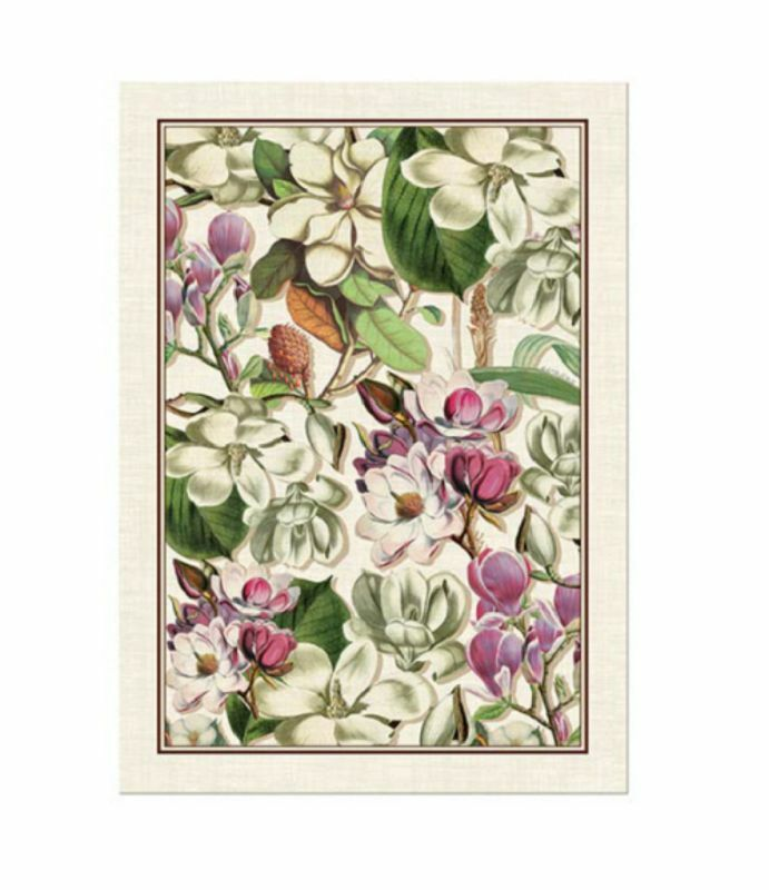 MAGNOLIA Cotton Kitchen Towel By Michel Design Works EBay
