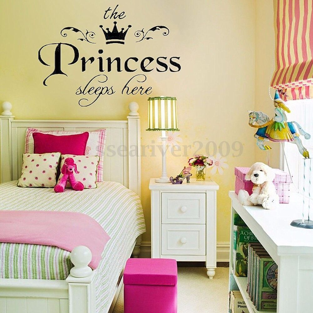 Removable Wall Decals For Girls Rooms - Elitflat