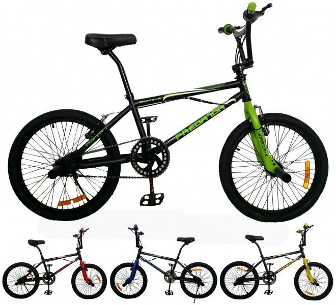 20 zoll bmx fahrrad bmx bike rad jugendliche jungen 360. Black Bedroom Furniture Sets. Home Design Ideas