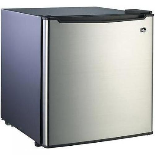 compact mini small fridge 1 7 cu ft