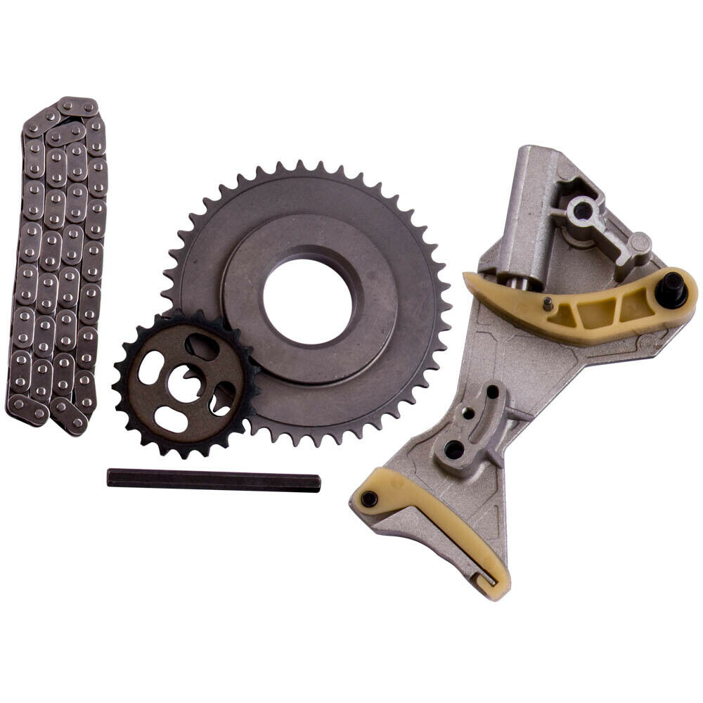 oil pump chain kit crank sprocket fit for audi a4 a6 vw passat 2 0tdi 03g115124d ebay. Black Bedroom Furniture Sets. Home Design Ideas