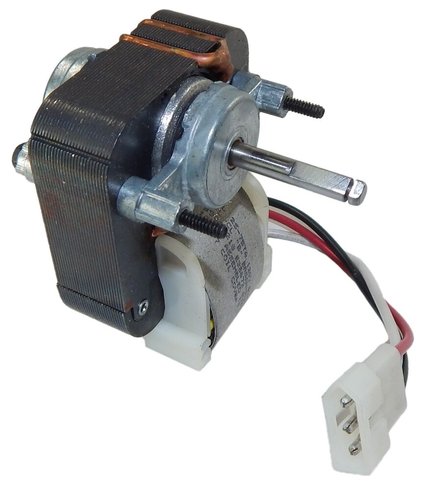 Broan hood vent fan motor rpm speed amps