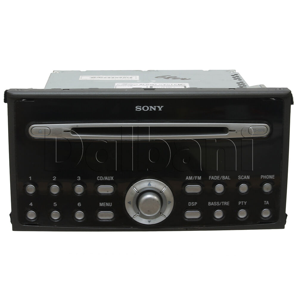 vp7s7f18c821da sony car stereo dash head unit ford focus. Black Bedroom Furniture Sets. Home Design Ideas