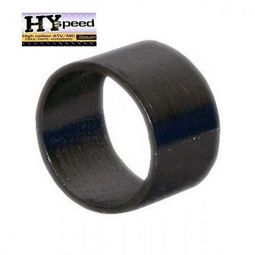 Hyspeed exhaust pipe to muffler silencer gasket connector