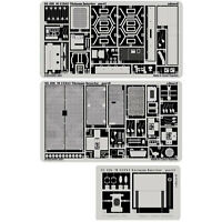 EDUARD 1/35 PE DETAIL SET for ACADEMY VIETNAM M113A1 #1389 - INTERIOR ONLY