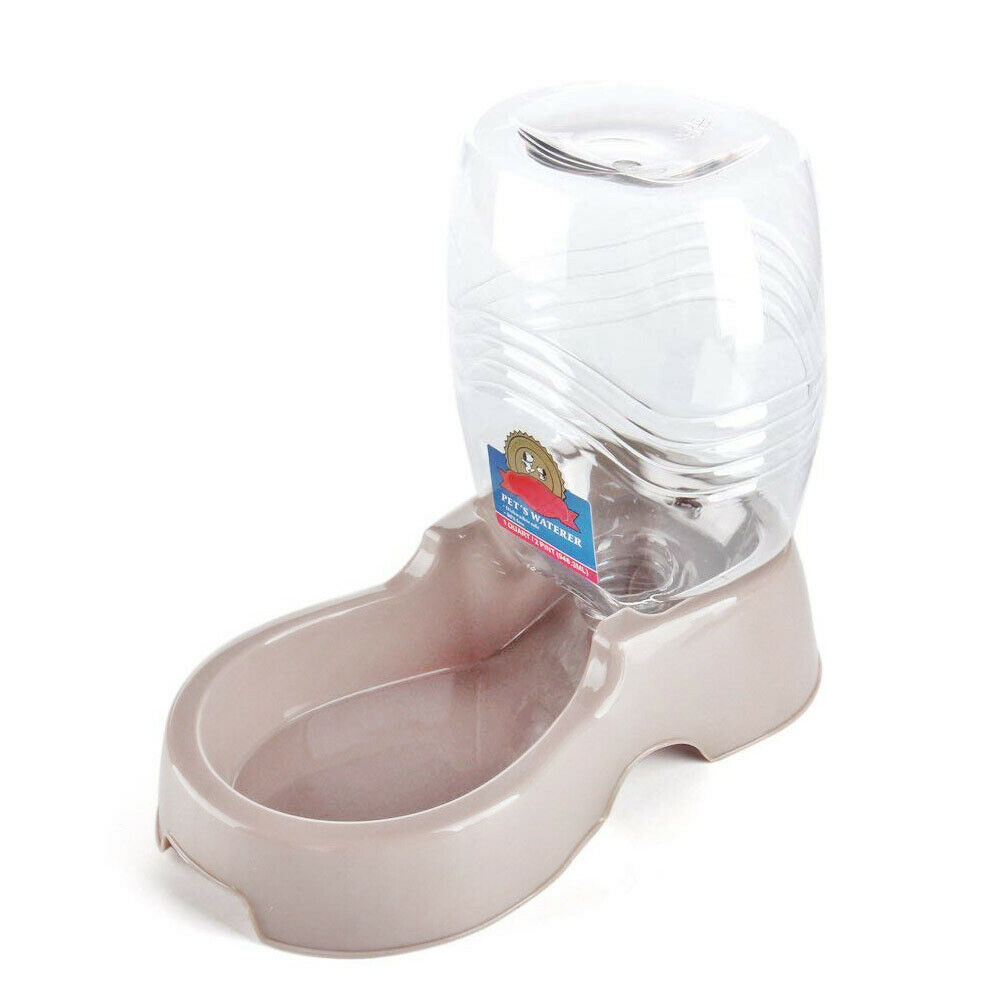 Pet Water Dispenser Station Replenish Waterer For Dog Cat