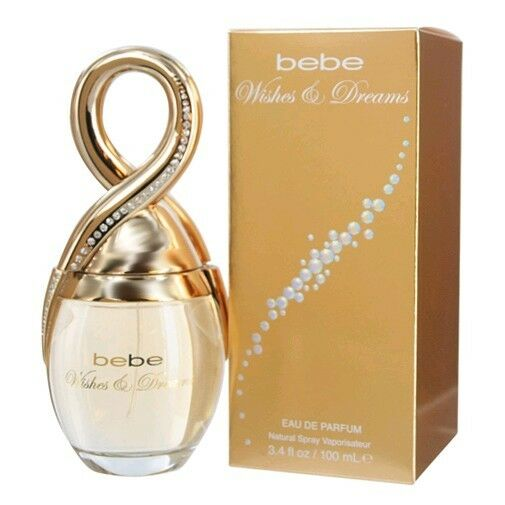Edp 3 4 Oz By Nuperfumes On Opensky: Bebe Wishes & Dreams Perfume By Bebe, 3.4 Oz EDP Spray For Women NEW