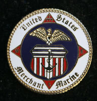 US MERCHANT MARINE HAT LAPEL PIN UP SS USS US NAVY RESERVE VETERAN USMM GIFT WOW