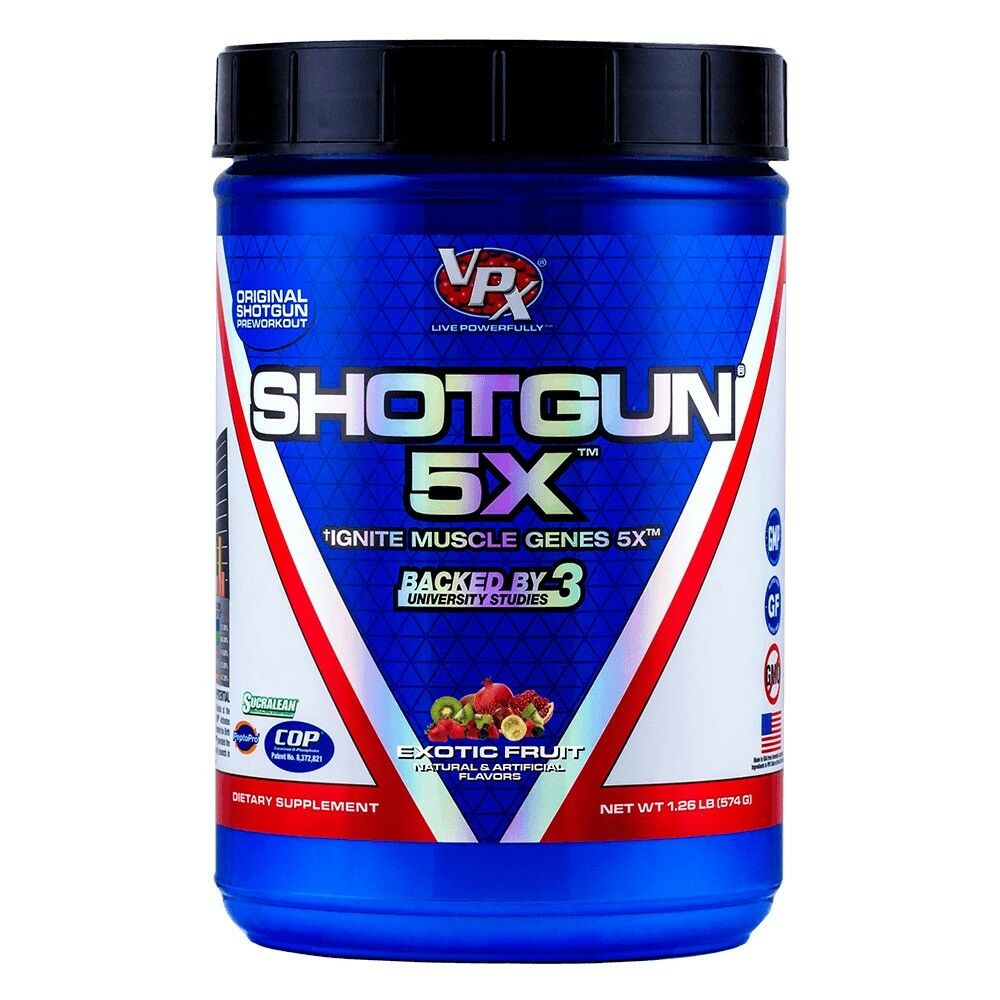 Vpx no shotgun