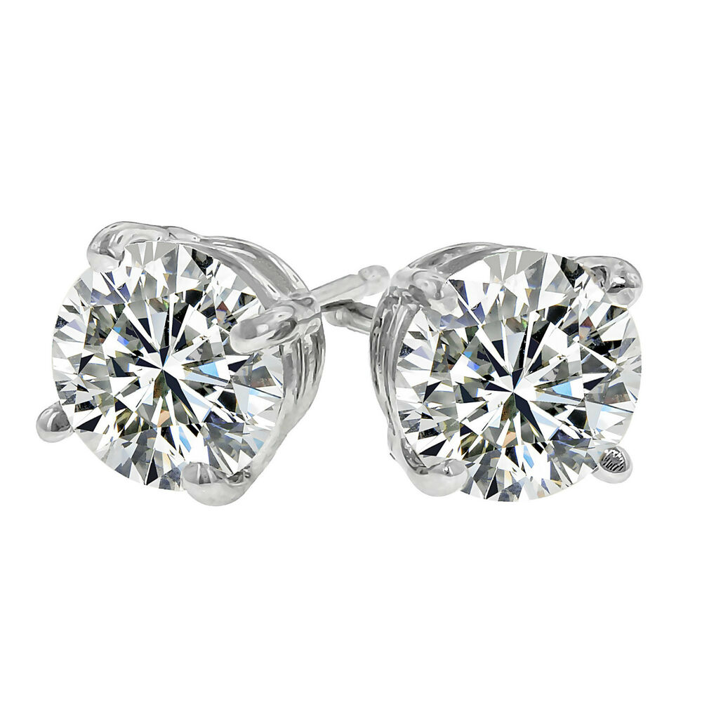 Fashion week Earring Diamond studs for fresher daily look for woman