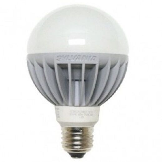 Sylvania 7 Watt G25 LED 2700K 120V 450 Lumen - Dimmable ...