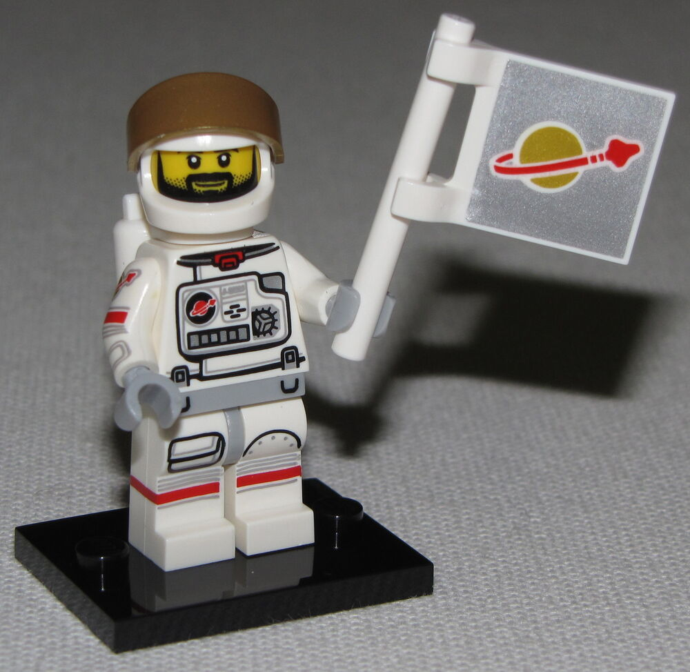 lego astronaut spaceship - photo #1