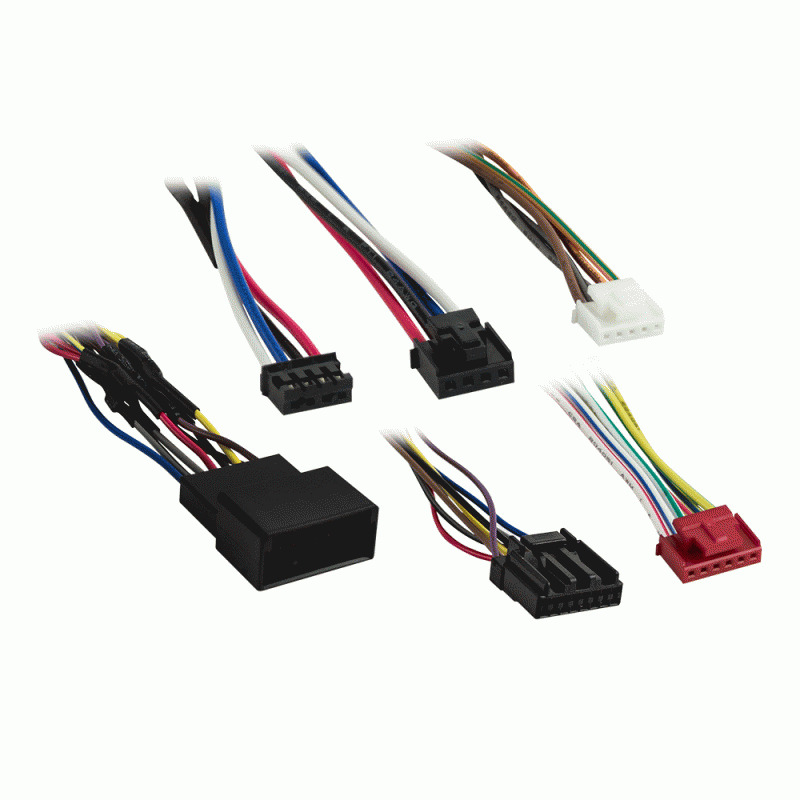 axxess ax tch5 t harness 05 12 chrysler vehicle for remote start installation ebay