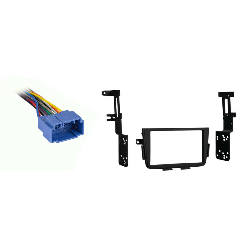 Fits Acura MDX 2001-2004 Double DIN Aftermarket Harness