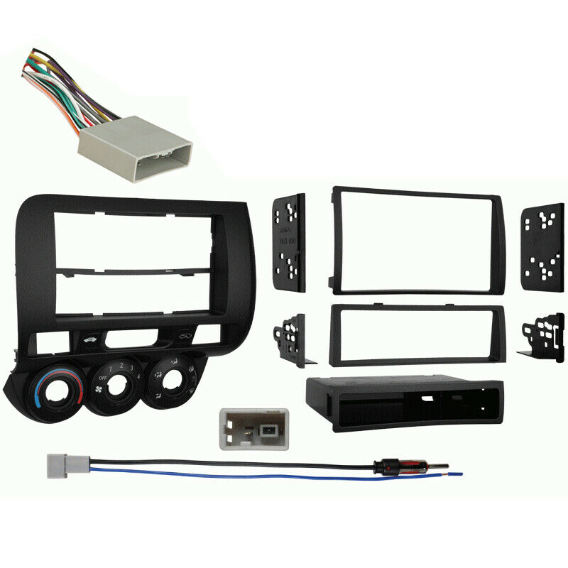 fits honda fit 2007 2008 multi din aftermarket harness. Black Bedroom Furniture Sets. Home Design Ideas
