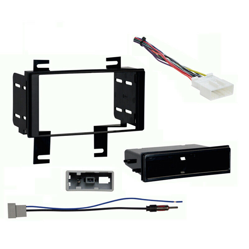 Metra car audio installation kits