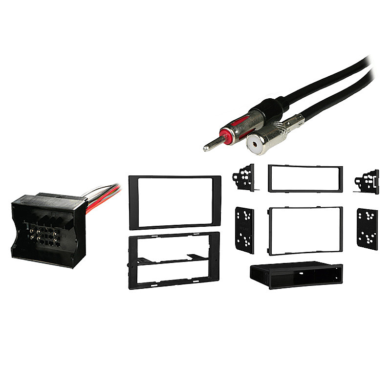 Fits Ford Transit Connect 2012 Multi-DIN Harness Radio