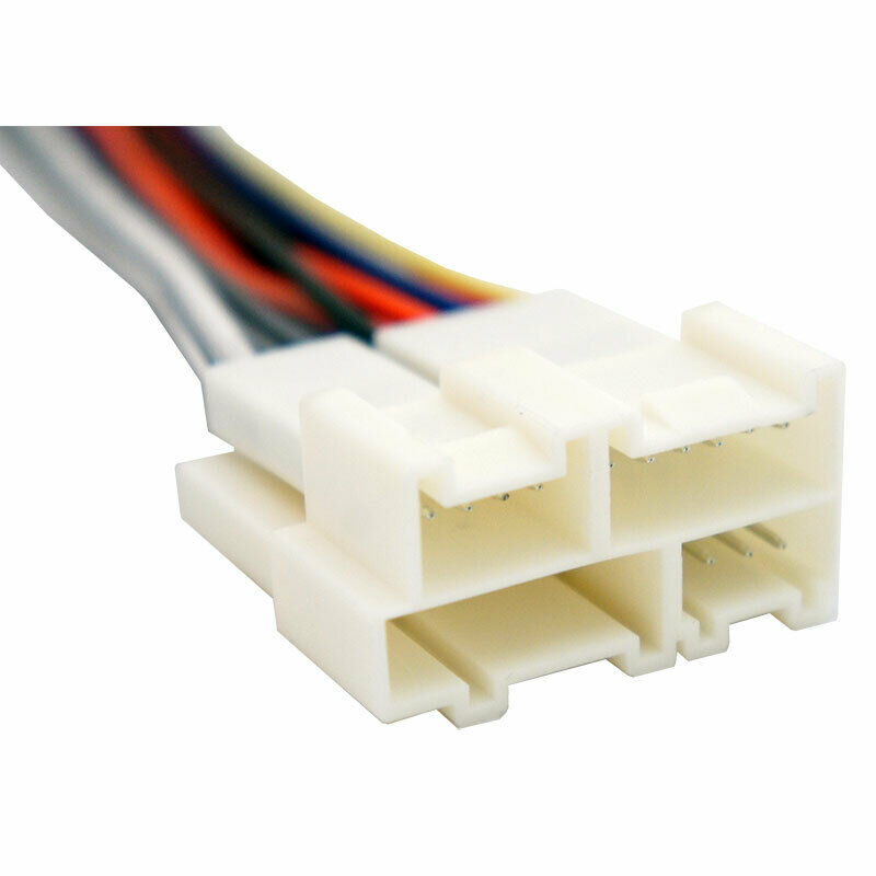 chevy astro van 1991 2005 factory stereo to aftermarket. Black Bedroom Furniture Sets. Home Design Ideas