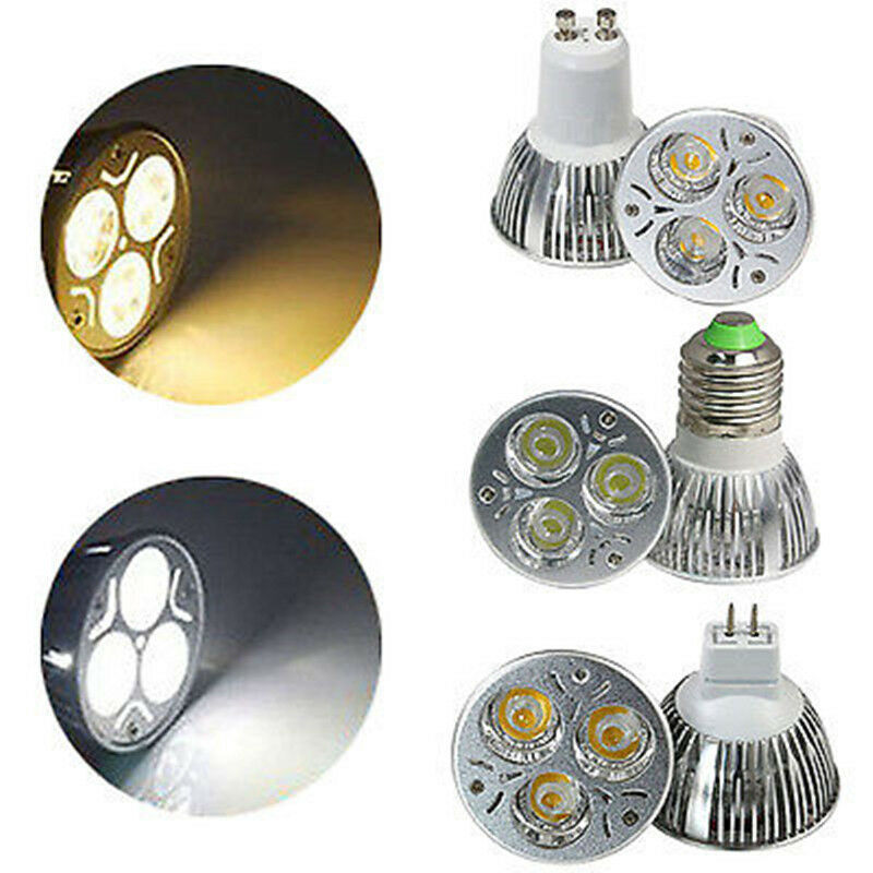 35w Mr16 E26 Base 120v: Cree/Epistar LED GU10 MR16 E27 Screw Base LED Bulb Down