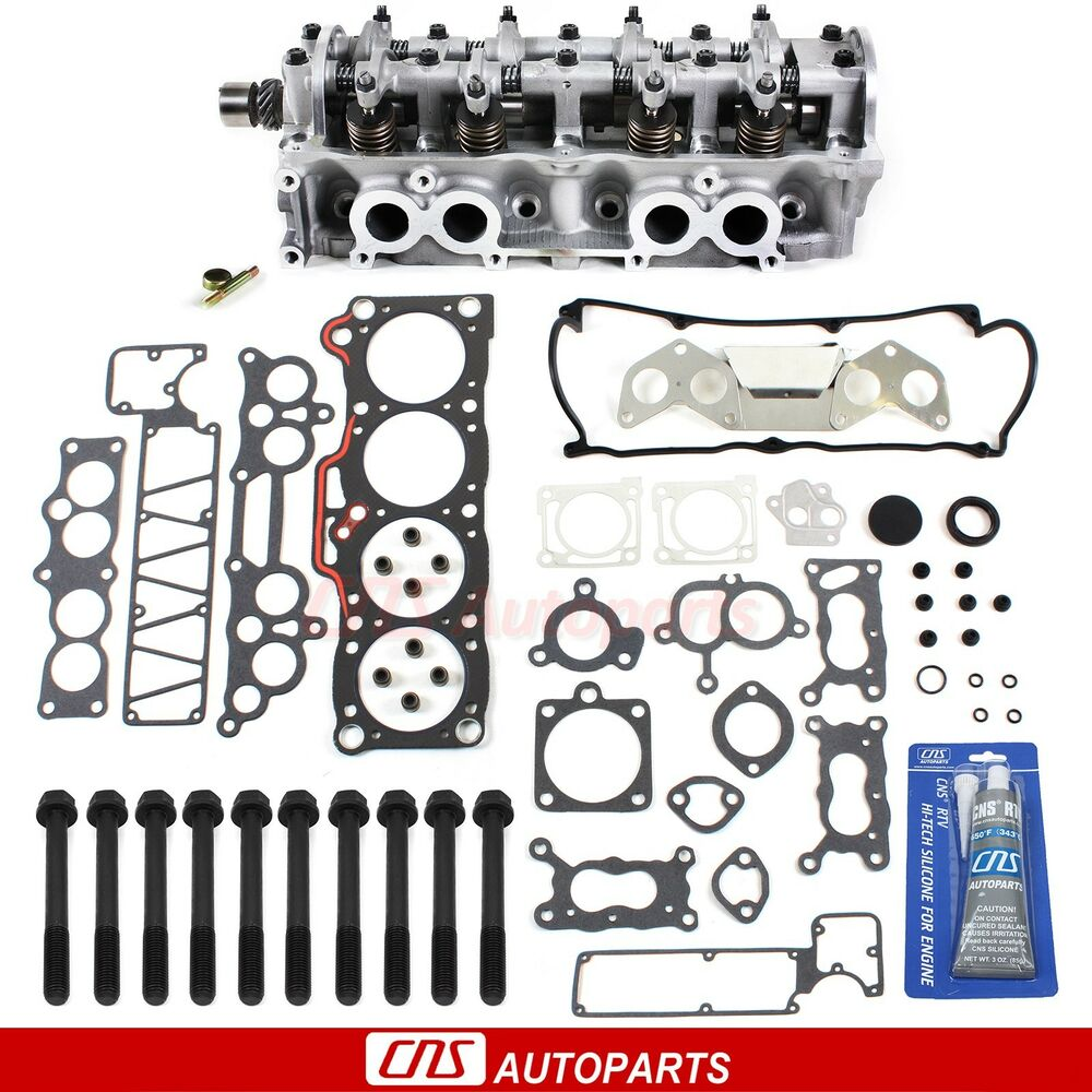 2014 Mazda Mazda2 Head Gasket: Mazda B2200 2.2L SOHC 8V Cylinder Head Mechanical Type
