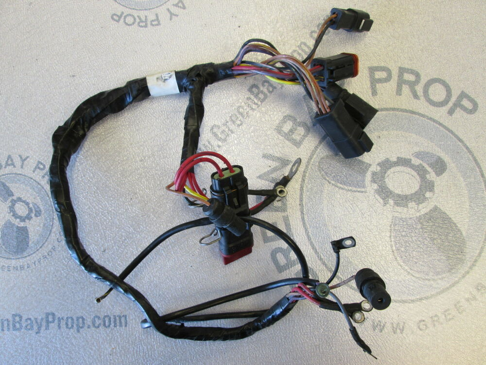 0586020 Evinrude Johnson Outboard Motor Cable 40 50 55 Hp