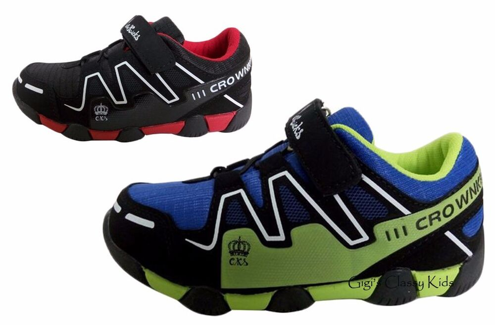 New Baby Infant Boys Tennis Shoes Athletic Sport Sneakers