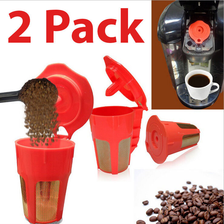 keurig 2.0 my k cup reusable coffee filter instructions