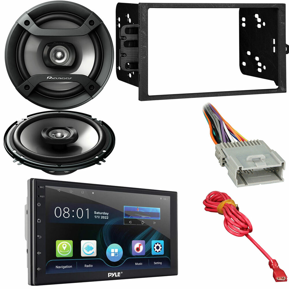jvc kwr920bts 2 din car cd player instal kit wire harness antenna w adapter ebay. Black Bedroom Furniture Sets. Home Design Ideas